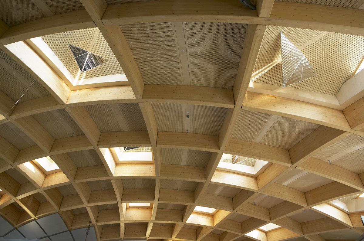 The Core, Eden Project, Bodelva, Cornwall   London Architectural Photographer