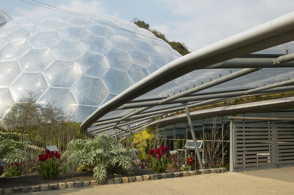 The Core, Eden Project, Bodelva, Cornwall | Architectural Interiors Photographer